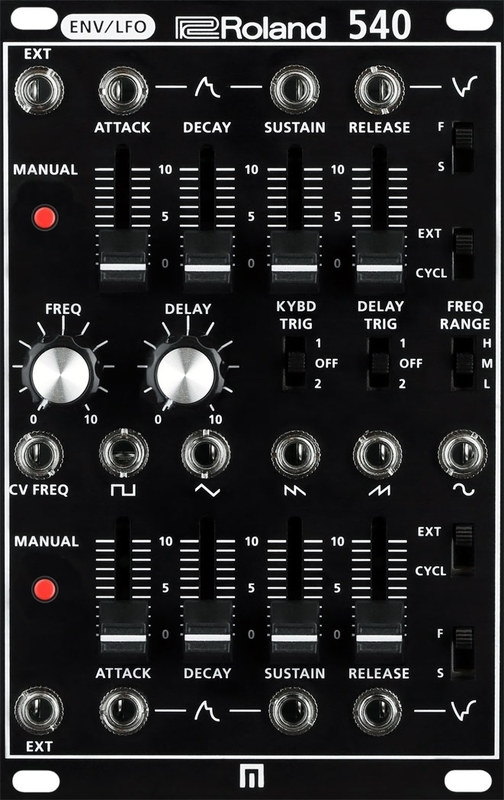 Roland System-500  540 ENV / LFO