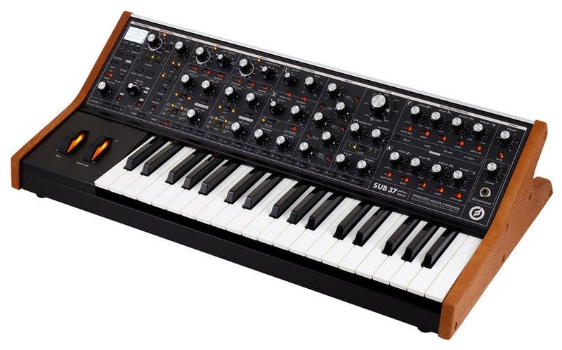 Moog  Sub 37 Paraphonic Synth - Tribute Edition