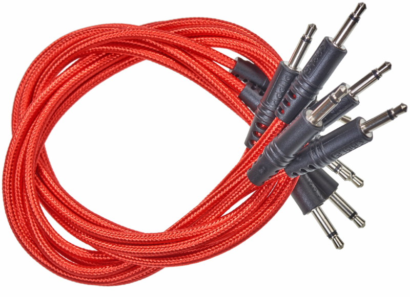 Cable Puppy patchcable 60cm red (5-pack)