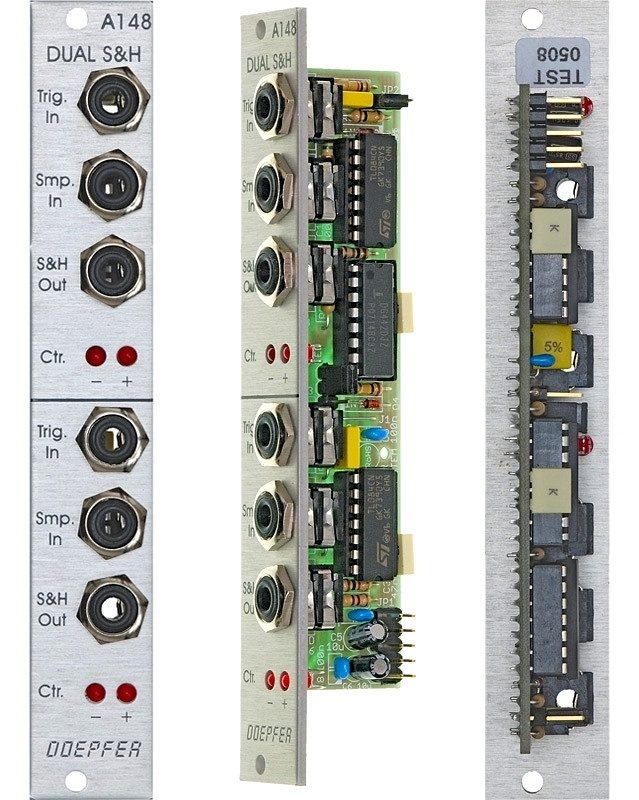 Doepfer A-148 Dual Sample&Hold / Track&Hold
