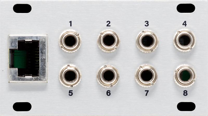 Intellijel Octalink 1U (pair)