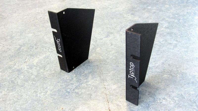 Tiptop Audio Z-Ears Tabletop Pair - Black