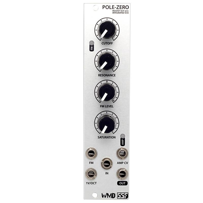 WMD/SSF Pole Zero LP Filter