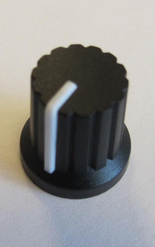 Doepfer A-100KBK Knob black