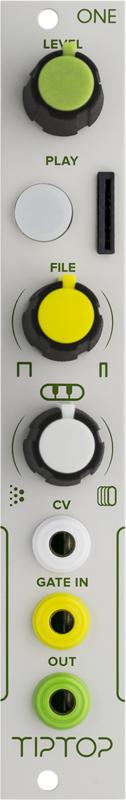 Tiptop Audio - One (Sample Player)