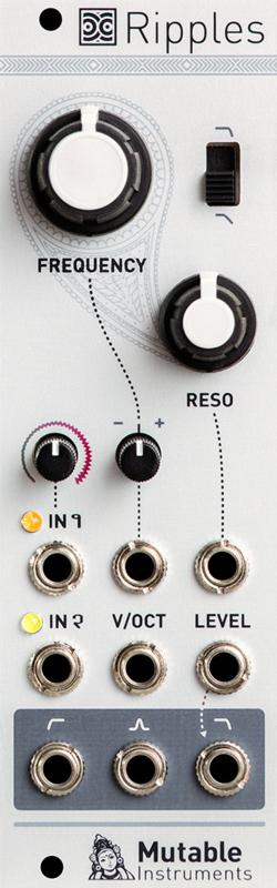 Mutable Instruments Ripples II