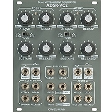 Cwejman ADSR-VC2 Dual-Envelope