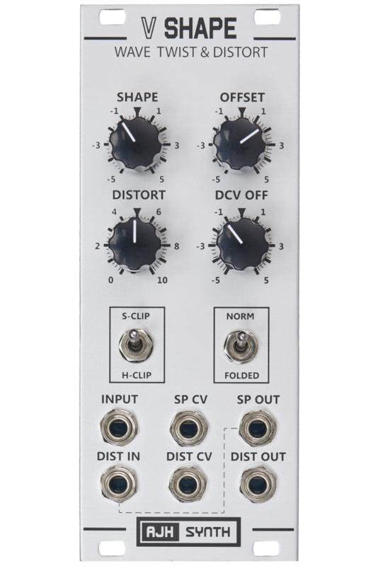 AJH V-Shape Silver Edition