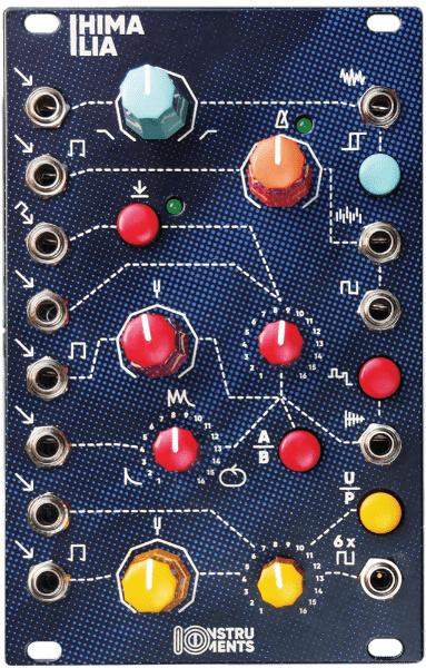 IO Instruments - HIMALIA (Penta sound source)