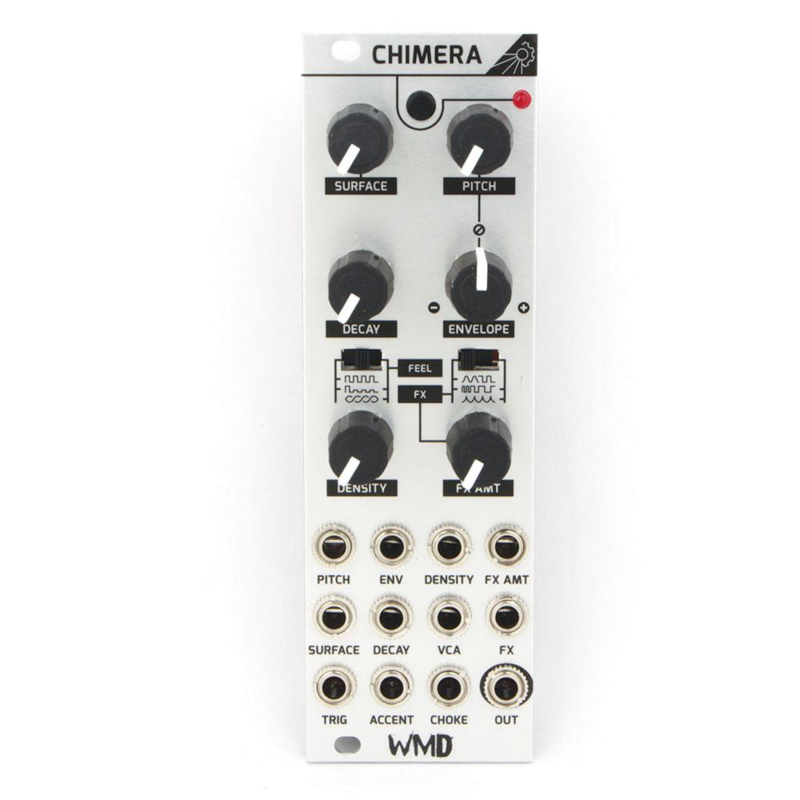 WMD Chimera Percussion Synthesizer Module