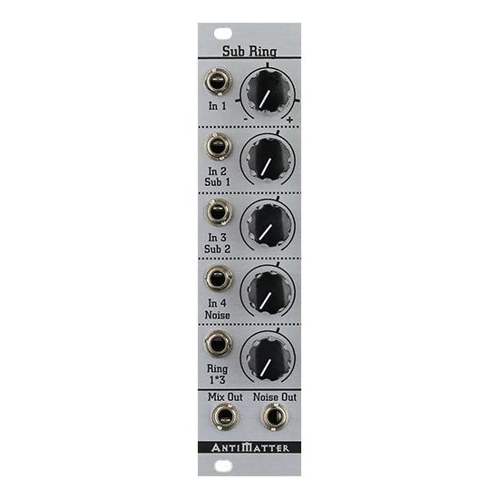 Antimatter Audio Sub ring