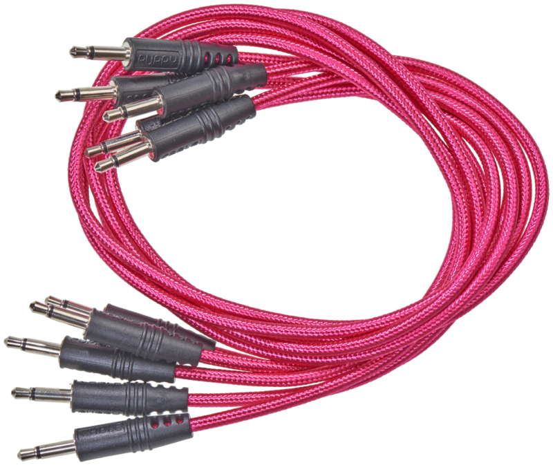 Cable Puppy patchcable 15cm magenta (5-pack)