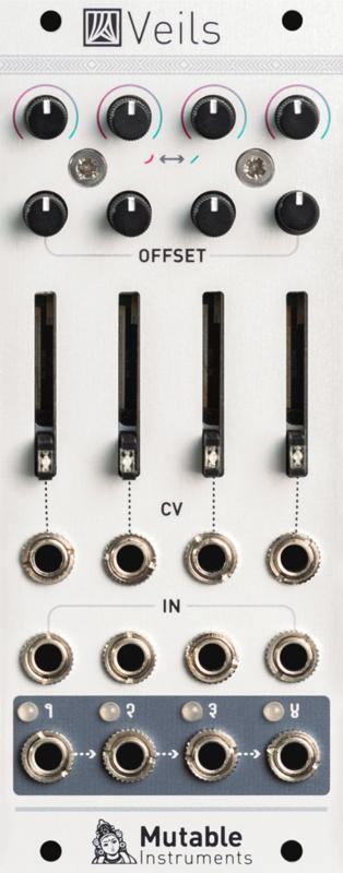 Mutable Instruments Veils II