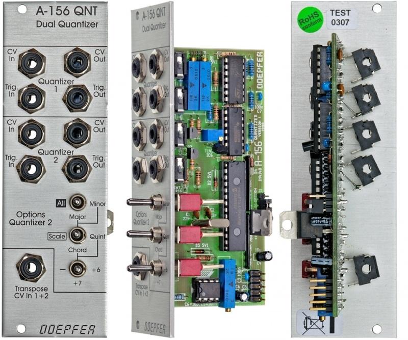 Doepfer A-156 Dual Quantizer
