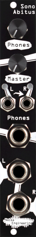 Noise Engineering - Sono Abitus (SA) black