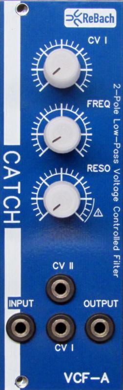 ReBach - CATCH VCF-A