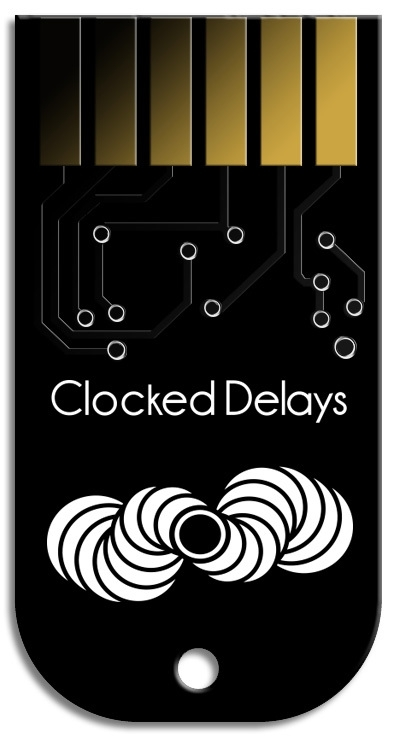 Tiptop Audio ZDSP Cartridge - Clocked Delays