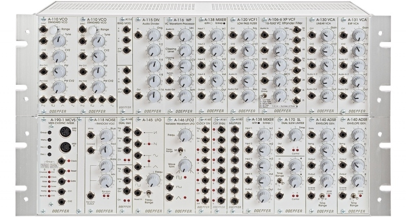 Eurorack Modular?? | Modularsynthesizers nl