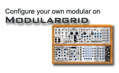 Plan your modular eurorack