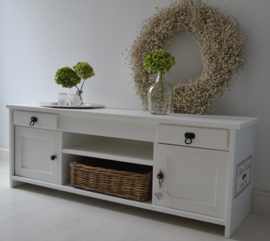 "Landelijk tv meubel ""Côte d'Azur"""