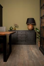 Dressoir Durham - worn black/vintage