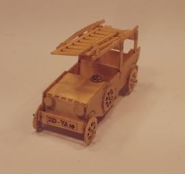 Brandweerwagen, M19