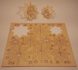 3D draaibare sterren, BB89