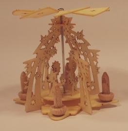 Piramide met engeltjes, P04