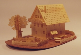 Huis met balkon, H75
