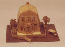 Apeldoorn huisje, H99d