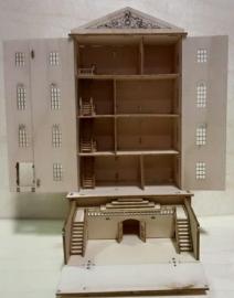 Poppenhuiskast, H15009