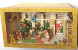 Kerst kamer