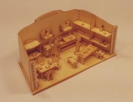 Poppenhuis keuken, H101