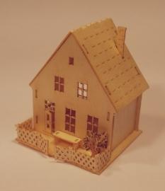 Zaans huisje, H51