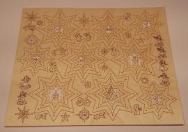 3D draaibare sterren, BB123