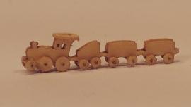 Supermicro goederentrein, M127