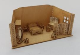 Poppenhuis slaapkamer, M144
