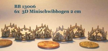 6 3D Lichtbogen, BB13006