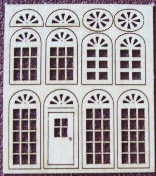 Gebogen ramen en deuren, Z05