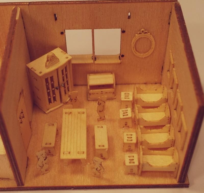 7 Dwergen kamer, M120