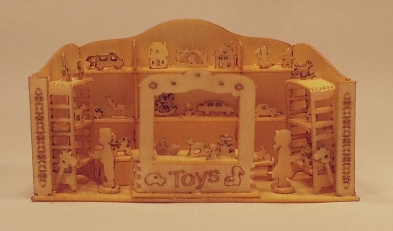 Speelgoedwinkel, H58