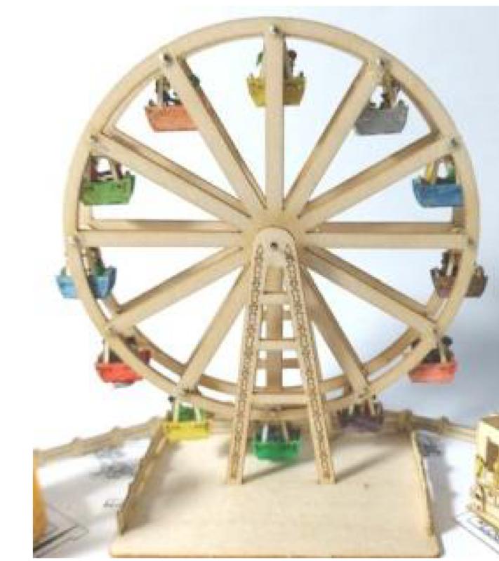Grote reuzenrad