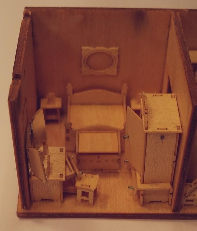 Slaapkamer, M76