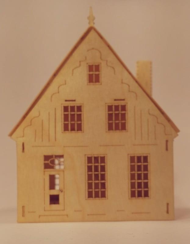 Zaans huis, H50