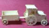 Tractor met aanhanger, M202
