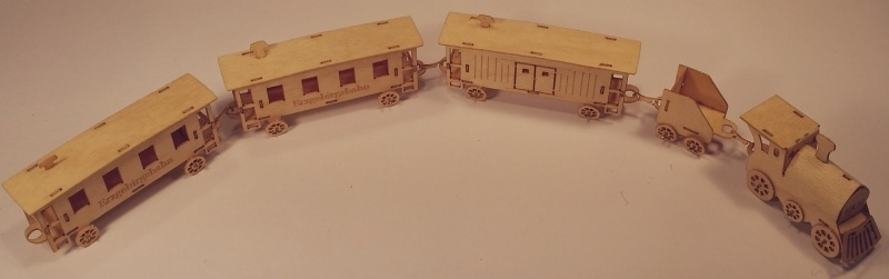 Trein, M11a