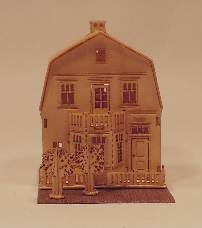 Apeldoorn huisje, H99c