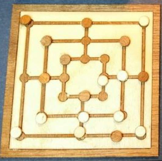 Molen bordspel