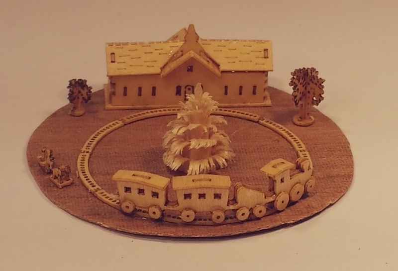 Treinbaan, M119a