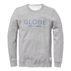 GLOBE Mod Crew II Sweater pewter marle